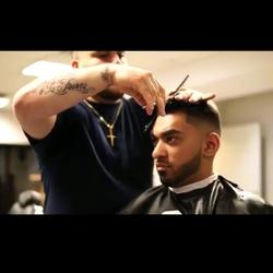 Sebastian - Modern Men Cut & Shave