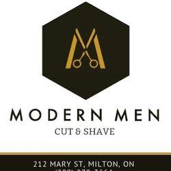 Modern Men Cut & Shave, 212 Mary Street East unit 2, L9T 1K3, Milton