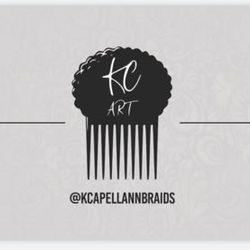 KC '' Art '' kcapellannbraids, 6955 B Garnier, H2E 1Z8, Montréal