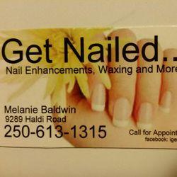 Get nailed, 9289 Haldi Lake Rd, V2N 6J9, Prince George